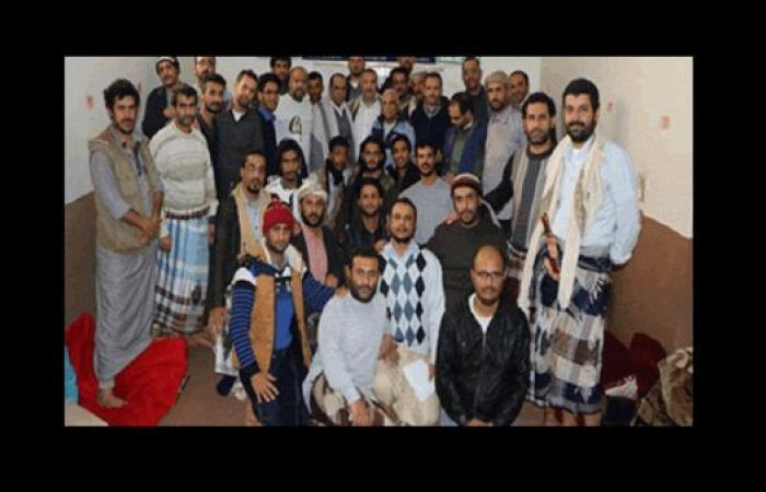 """الحوثيون يعلنون الإفراج عن طاقم تلفزيون """"اليمن اليوم"""""""