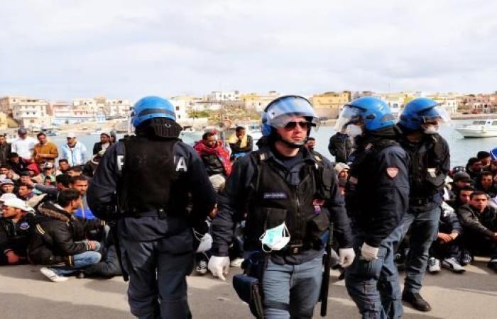 مأساة المهاجرين التونسيين في إيطاليا