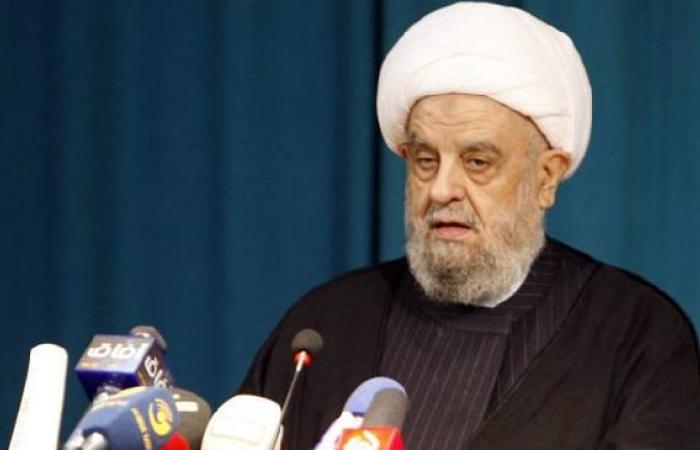 قبلان: على القمة الاسلامية أن تعمل بما يمليه الواجب