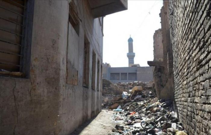 """""""جديد حسن باشا"""".. قلب بغداد القديمة يتداعى"""