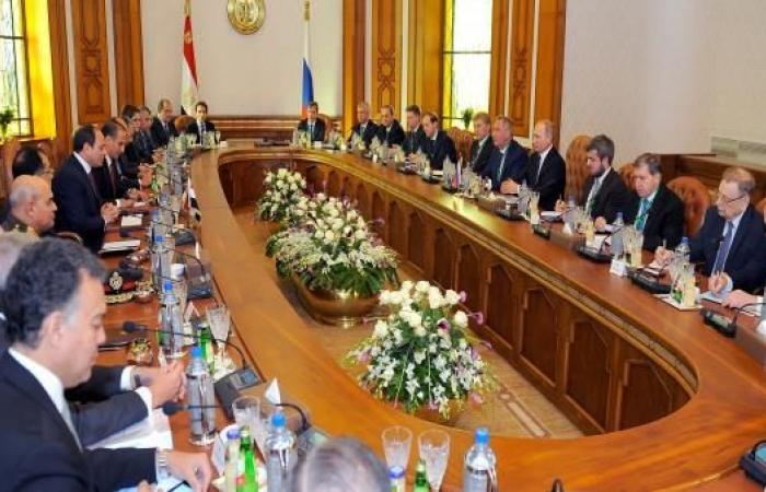 برلماني روسي: ممثلو وزارة الدفاع المصرية أقروا بشرعية بشار الأسد