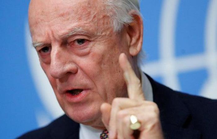 بعد إخفاق جنيف.. أوروبا تدعم المعارضة وحذر من سوتشي
