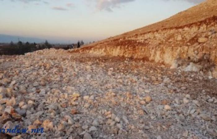 بلدية مجدل عنجر تنشئ مقبرة للنازحين السوريين المقيمين فيها
