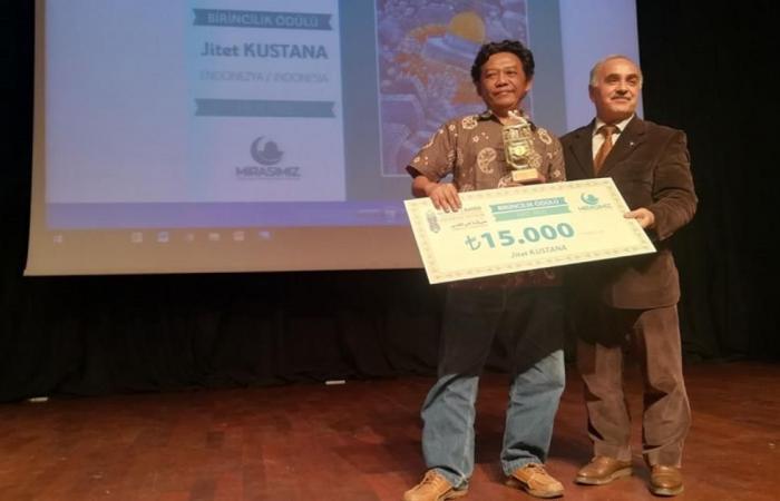 """كوستانا يفوز بجائزة """"ميراثنا في القدس"""" الدولية"""
