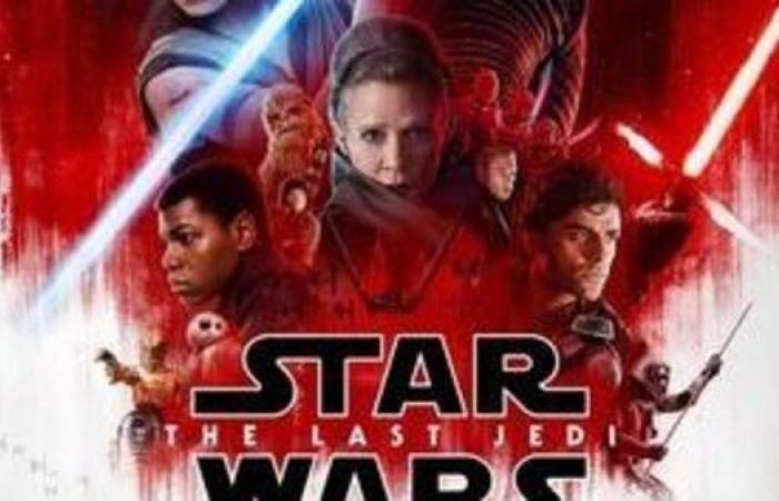 حرب النجوم 8 يحصد 450 مليون دولار بشباك التذاكر العالمي
