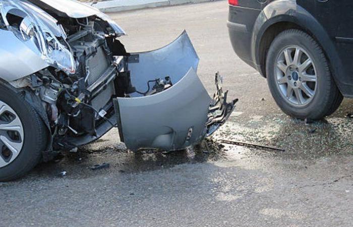 جريح بحادث سير في كفرجرة