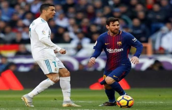 """جماهير برشلونة تشعل """"السوشيل ميديا""""..ومناصرو الريال ينتقدون بنزيمة"""