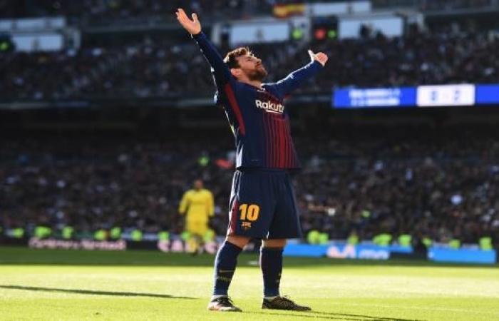 ميسي يبعث برسالة خاصة لجماهير برشلونة بعد الكلاسيكو