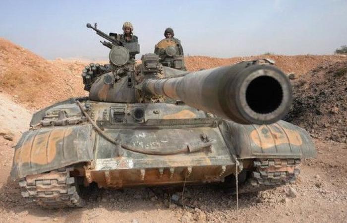 قوات النظام السوري تتقدم بمنطقة حدودية مع إسرائيل
