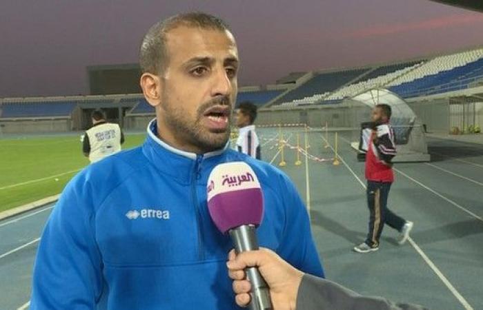 فهد عوض: سنفوز على الإمارات لنرد جميل جماهير الأزرق