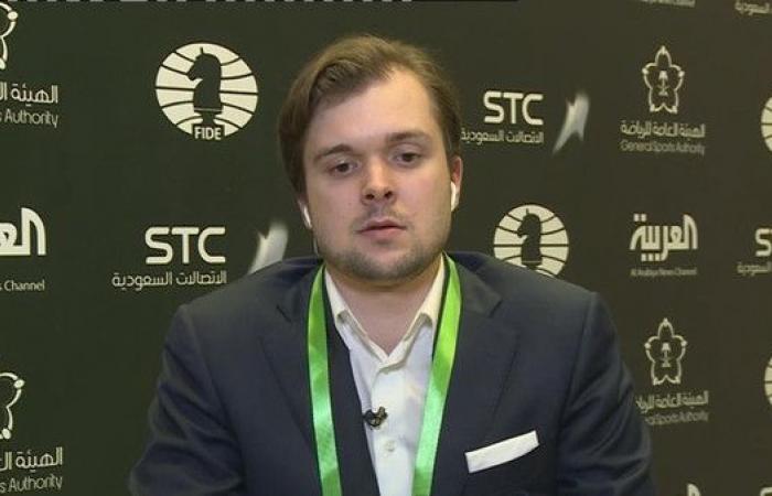 فيدوسييف: كأس الملك سلمان تتفوق على بطولة العالم
