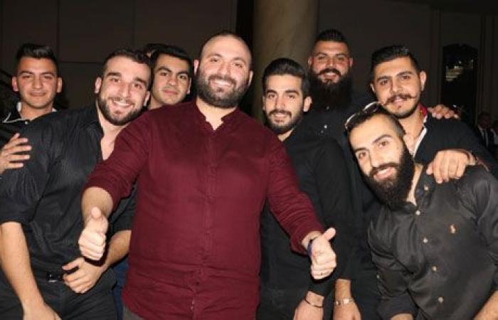 بالصور: Saharouna Band تتألق في الـAUL وتستعد لرأس السنة