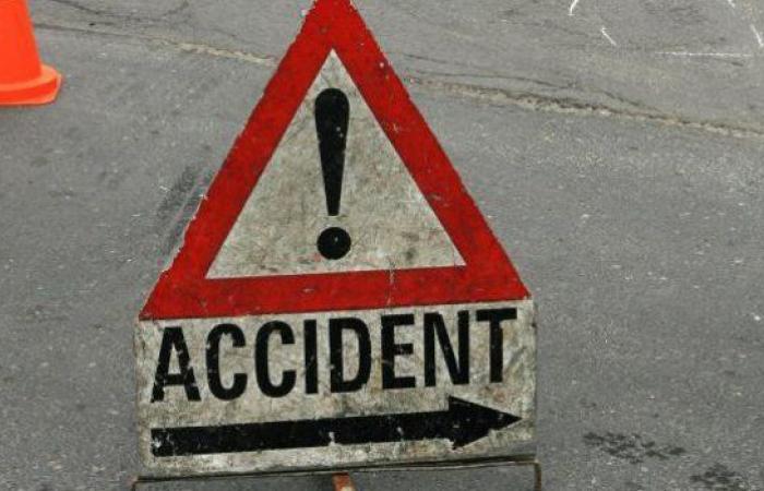 جريحان إثر وقوع حادث سير في القليعات