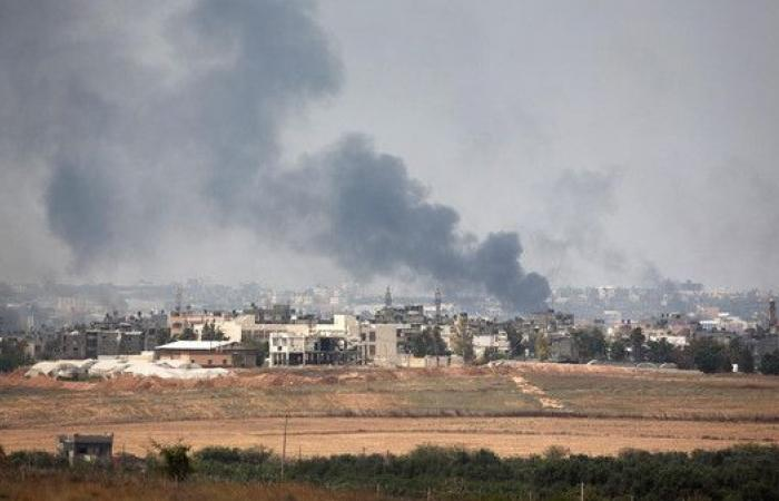 إطلاق صواريخ من غزة.. وإسرائيل تقصف موقعين لحماس
