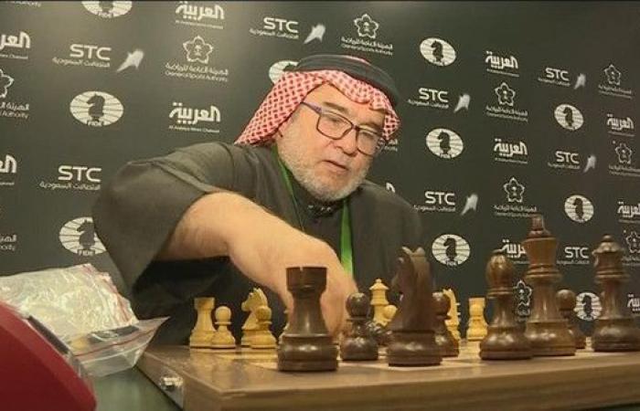 أكبر لاعب شطرنج سعودي يسترجع ذكرياته مع اللعبة