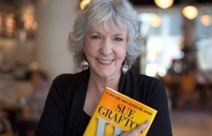 وداعاً سو جرافتون صاحبة أكثر سلسلة كتب مبيعاً في العالم!