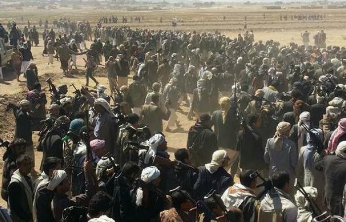 قبيلة يمنية جديدة تستنفر ضد الحوثيين