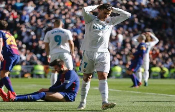 """أزمات ريال مدريد تحدث في """"الشوط الثاني"""""""