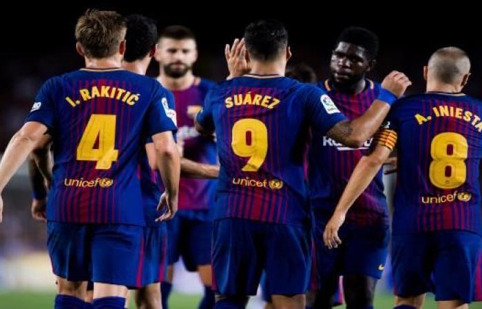 """بعد نيمار..لاعب برشلونة يواجه خطر الانتقال بـ""""كسر الشرط الجزائي"""""""