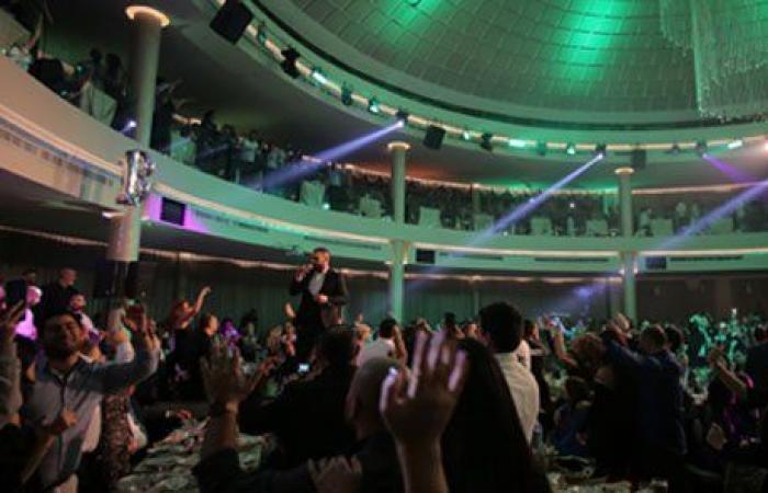 جوزيف عطية يستقبل العام الجديد بين بيروت وجبيل