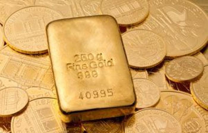 استقرار سلبي للعقود الآجلة لأسعار الذهب متغاضية عن تراجع مؤشر الدولار