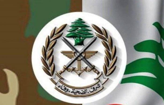 الجيش: لا صحة للخبر عن توقيف ضابط بتهمة مساعدة إرهابيين