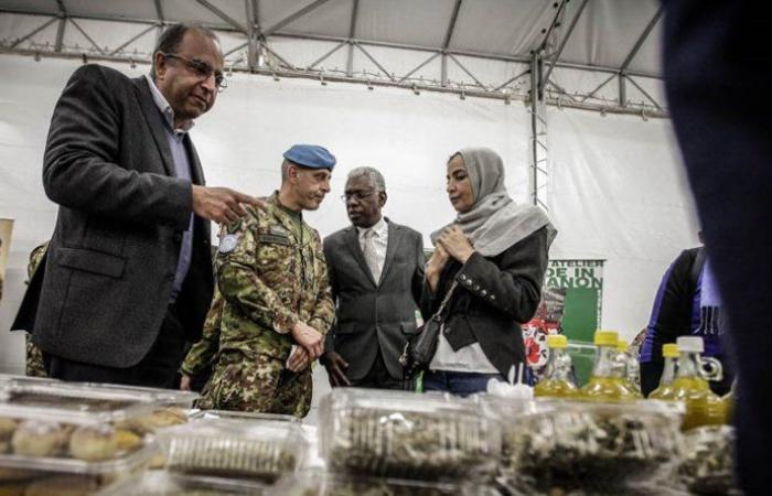 اليونيفيل تنظم معرضًا للتعاونيات الزراعية