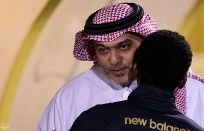 آل الشيخ يوافق على تشكيل مجلس إدارة النصر المكلف