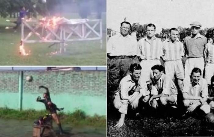 تدريبات عسكرية ومجنونة لنادٍ أرجنتيني.. تعرّف على قصته الكاملة