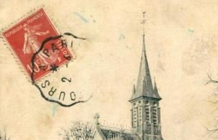 كنيسة قديمة صغيرة للبيع في فرنسا.. شرط نقلها من موقعها