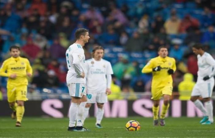 """ريال مدريد لم يعد """"ملك الريمونتادا"""" في الليغا"""
