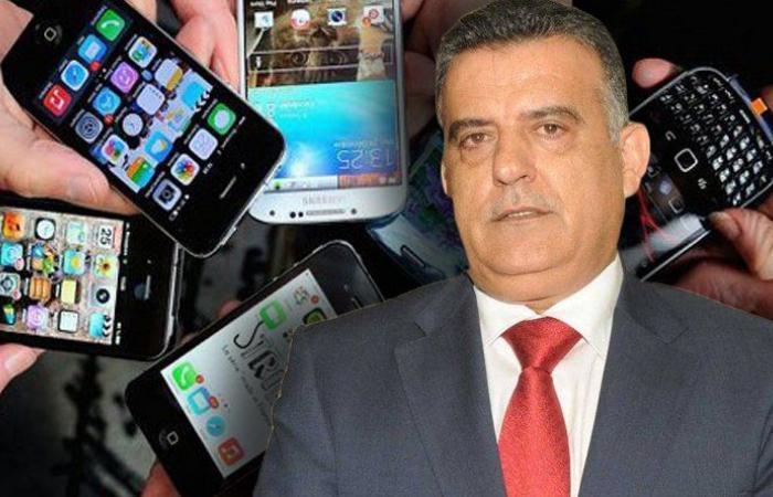 """""""الأمن العام"""" مُتهم بإختراق هواتف آلاف الأشخاص حول العالم؟… واللواء ابراهيم يوضح"""
