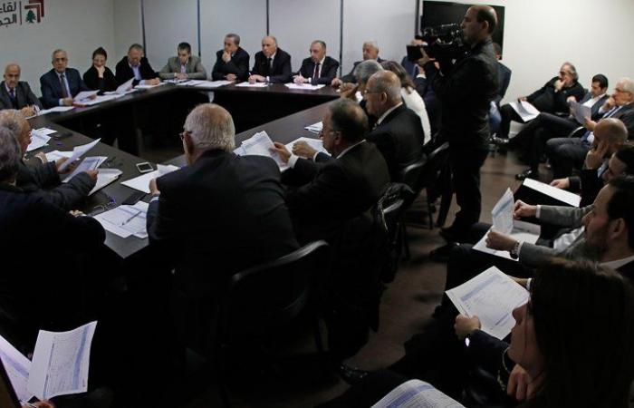 لقاء الجمهورية: لإجتماع قوى التغيير تحت عناوين سيادية موحدة