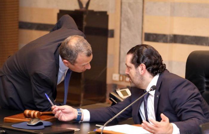 """""""ترحيل"""" الحريري """"لإقتراح"""" باسيل تأجيل مُقنّع للإنتخابات؟"""