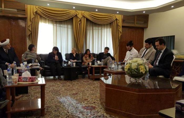 الشعار التقى باحثين سياسيين عرب وأجانب: الظلم من أهم أسباب الارهاب والتطرف