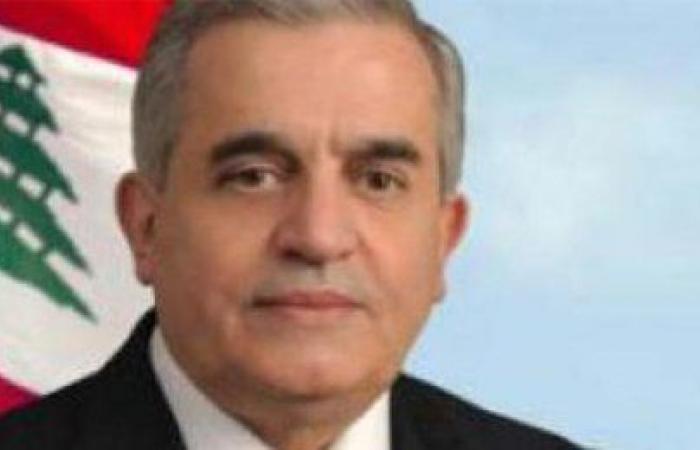 """خليل: الرئيس عون أبلغني بأنني لن أكون على لائحة """"التيار"""" في كسروان"""