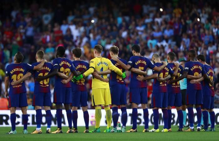 اصابة جديدة تضرب برشلونة!