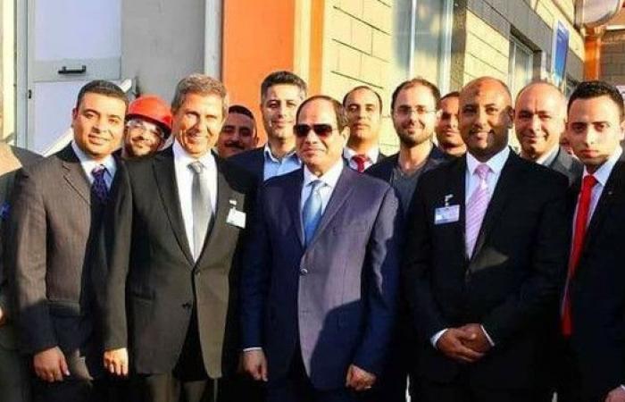 هرب من جحيم الأسد.. وافتتح أكبر مصنع للنسيج في مصر