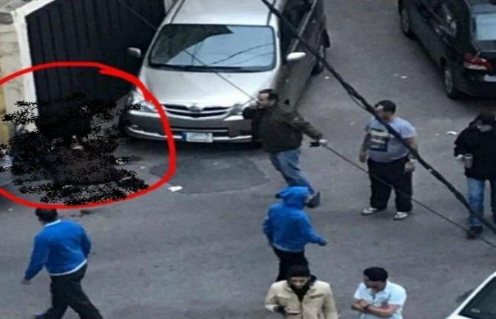 """""""جريمة رأس النبع"""" المأساوية تابع.. سيارة القاتل مصابة بـ6 طلقات"""