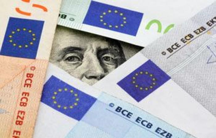 العملة الموحدة اليورو تختبر مستويات 1.25 لكل دولار أمريكي عقب قرارات المركزي الأوروبي