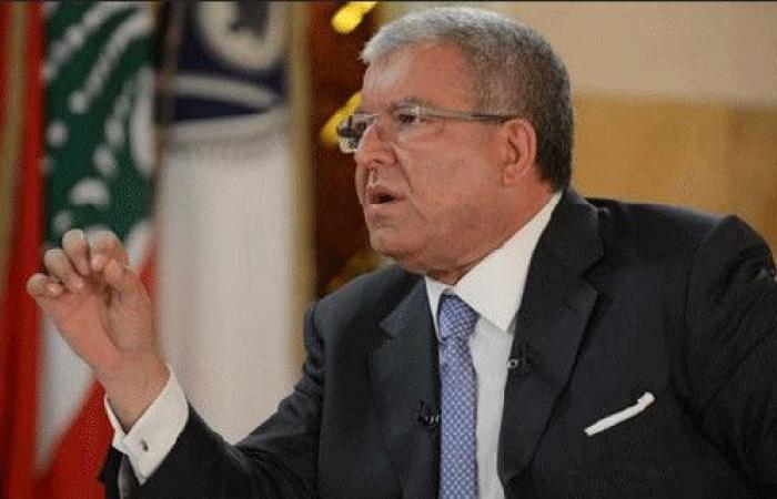 المشنوق: ستجرى الانتخابات في موعدها وأي كلام آخر غير وارد