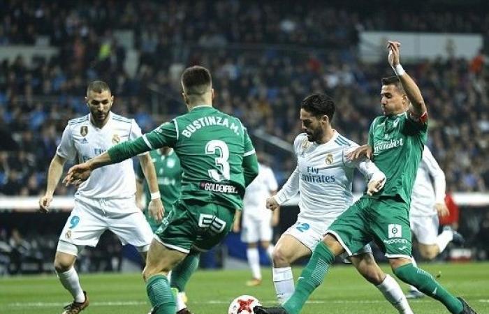 صحف مدريد تصف الخروج من كأس الملك بالصفعة