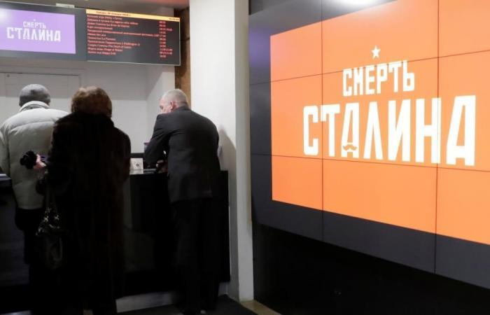 سينما روسية تتحدى الحظر وتعرض فيلما ساخرا عن ستالين