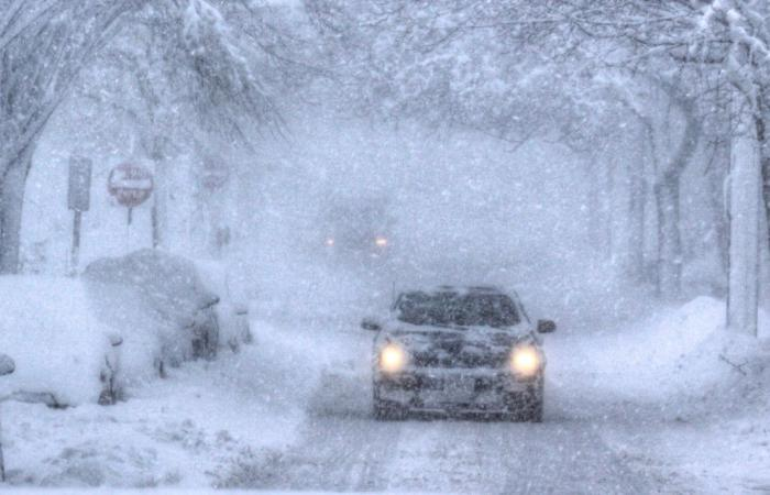 """تحذير من الجليد بسبب """"OSCAR"""".. كُتل باردة والثلوج على ارتفاع 900 متر"""