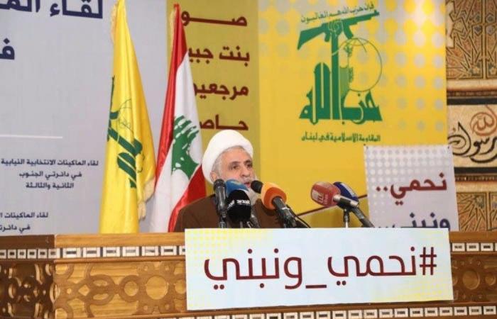 """قاسم أطلق ماكينة """"حزب الله"""" الإنتخابية: متحالفون مع """"أمل"""" في كل الدوائر"""