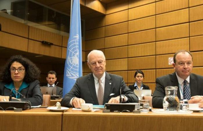 مفاوضات فيينا.. اتفاق لوقف إطلاق النار بالغوطة الشرقية