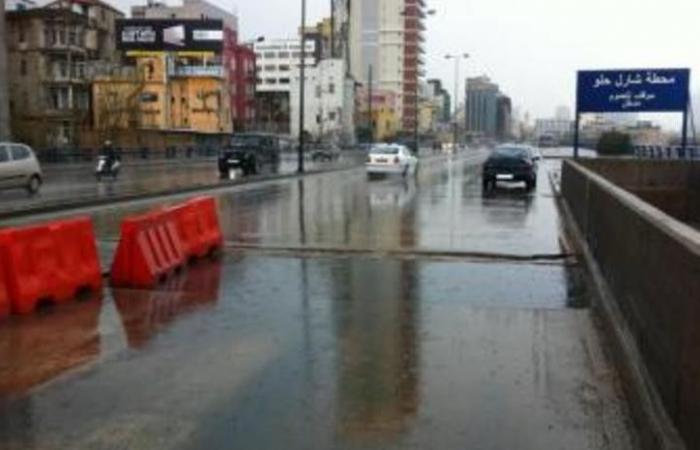 اعتصام للأكراد قرب محطة شارل الحلو.. وتدابير سير في المحلة