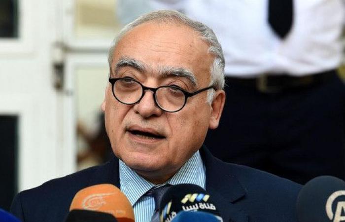 سلامة: يجب استمرار حظر الأسلحة على ليبيا