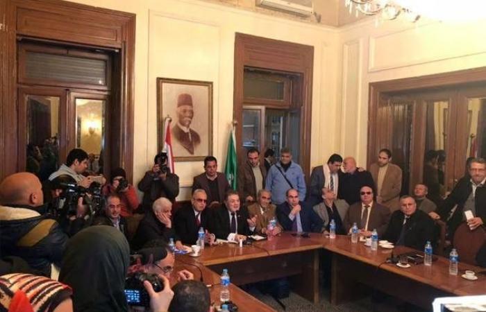 حزب الوفد يرفض طلب البدوي الترشح لرئاسة مصر