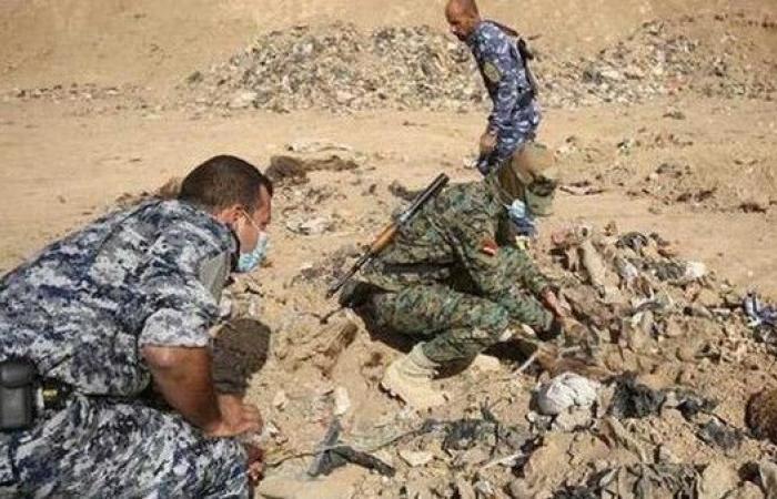العراق.. مقبرة جماعية لـ 75 من ضحايا داعش في كركوك